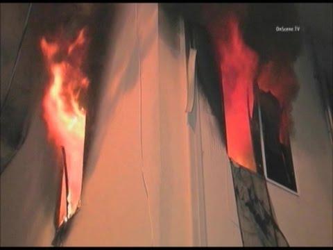 LA Hotel Fire Kills One, Displaces 15