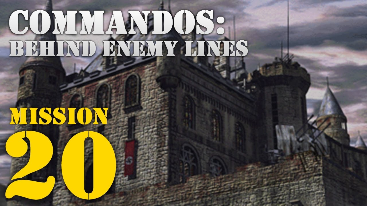Commandos: Behind Enemy Lines -- Mission 20: Operation Valhalla