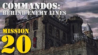 Commandos: Behind Enemy Lines -- Mission 20: Operation Valhalla