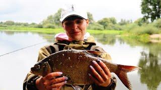 ЛЯЩ на ФІДЕР. ДОБУ НА БЕРЕЗИНІ. Рибалка в Білорусі #116