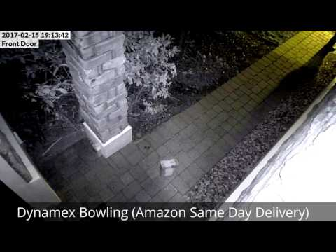 Dynamex Bowling (Amazon Prime Same Day Delivery)