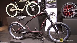 2016 Electra Revil 3i Cruiser Bike - Walkaround - 2015 Eurobike