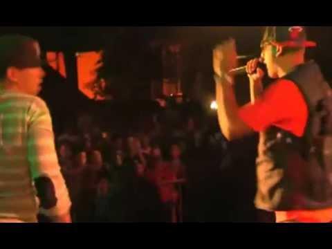 Ñengo Flow Y De La Geezy En Vivo Deuces Remix Live   RealG4Life Masacre Musical