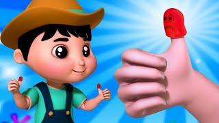 где находится thumbkin | Where Is Thumbkin | Farmees Russia | русский мультфильмы для детей