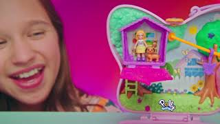 Polly Pocket Butterfly
