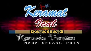 Download KERAMAT-ICAL DAA2-NADA SEDANG-KARAOKE NEW VERSION-INDOSIAR