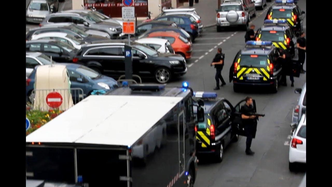 convoyage de fonds banque de france escorte gendarmerie nationale youtube. Black Bedroom Furniture Sets. Home Design Ideas