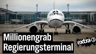 Realer Irrsinn: Das Regierungsterminal des BER | extra 3 | NDR