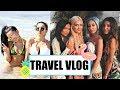 Press Trip & Girls Holiday | ItsSabrinaVlogs