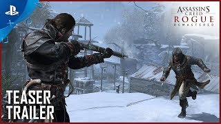 Assassin's Creed Rogue Remastered: Announcement Teaser Trailer | PS4