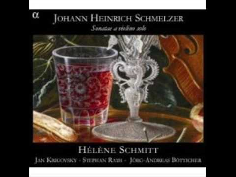 J.H.SCHMELZER - Ciaccona in A major