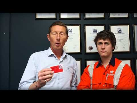 Lifting Standards Worldwide - The LEEA team card and Ranger Industrial
