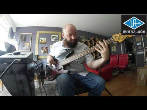 Guitare Obsession : Ampeg BA-15N Universal Audio