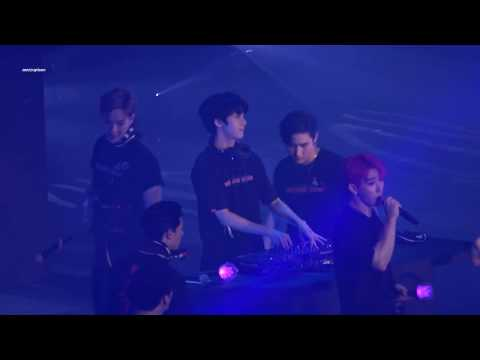 4k 190414 We Are Here In Seoul 형원 Dj-angle Ver.  Monsta X Hyungwon