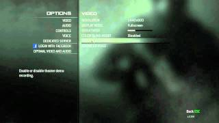 Modern Warfare 3, MW3 PC - Tweaks & Lag Fixes a How To Guide