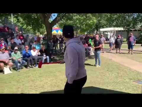 The Common Man - WATCH: Common Man's Todd-Ler Golf live from the MN State Fair