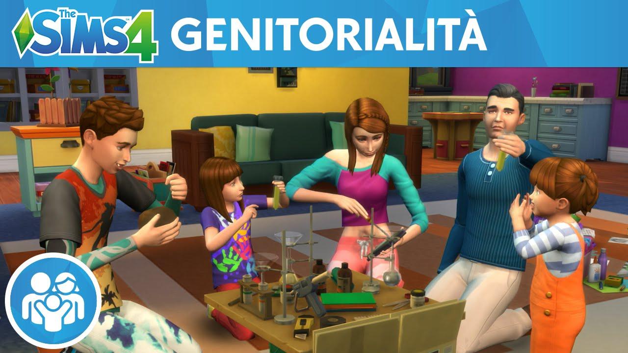 The Sims 4 Vita Da Genitori Trailer Di Gioco Ufficiale Della Genitorialità Youtube