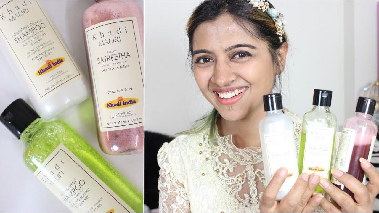 Top 3 Khadi Shampoos Best Khadi Shampoo For Hair Superwowstyle