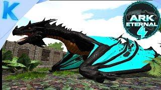 Prime Alpha Wyvern! - Ep 4 - Ark Primal Eternal Fear - Modded Ark Survival Evolved