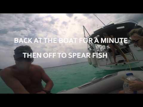Bahama Trip Day 7 - Alan's Cay & Nassau