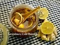 My Grandma's Cough And Cold Remedy Recipe| by Victoria Paikin