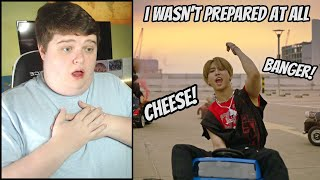 """Stray Kids <NOEASY> UNVEIL : TRACK """"CHEESE"""" REACTION! 