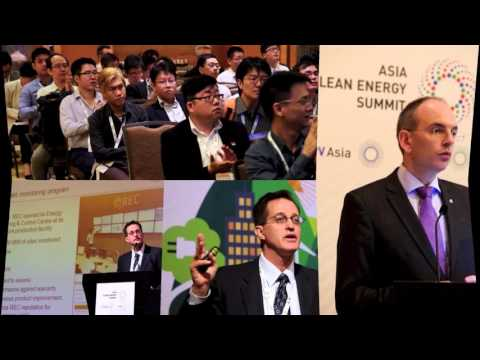 Asia Clean Energy Summit 2015
