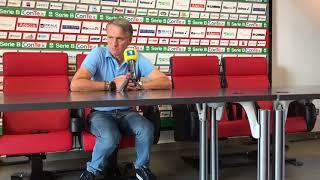 Tesser presenta Pro Vercelli-Cremonese: