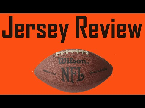 Cleveland Browns Jersey Review: Donte Whitner & Paul Kruger