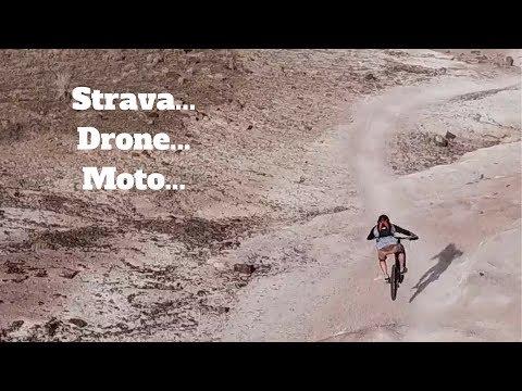 Strava Race 4: Moto