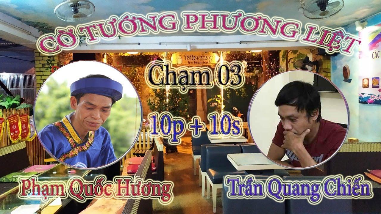 Download Phạm Quốc Hương vs Trần Quang Chiến I 10p+10s chạm 03