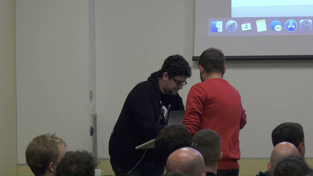 Image from PyConX Lightning Talks