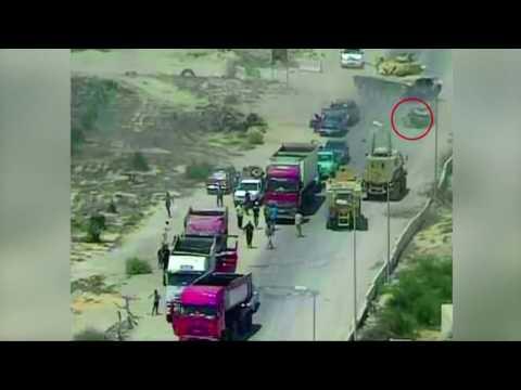 Eight Killed In Sinai Car Bomb Explosion