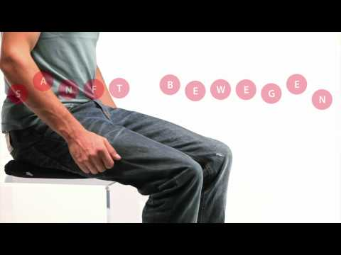 "Video: Togu Airgo ""Active Comfort"" Cushion"