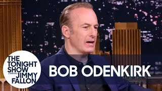 Bob Odenkirk Pulls Down His Pants to Show His Better Call Saul Tattoo