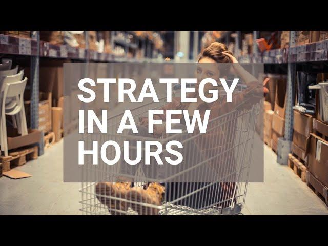 Rapid Strategy - Rough Cut Creativity