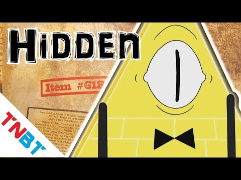 The BILL CIPHER Page I've Been HIDING From YOU! | TheNextBigThing