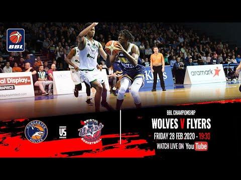 2019-20 BBL Championship: Worcester Wolves V Bristol Flyers - 28 February 2020