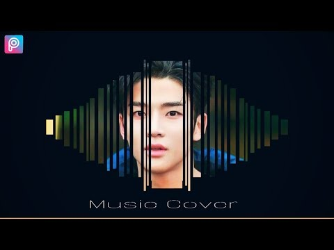 Music Cover Design | PicsArt Tutorial thumbnail