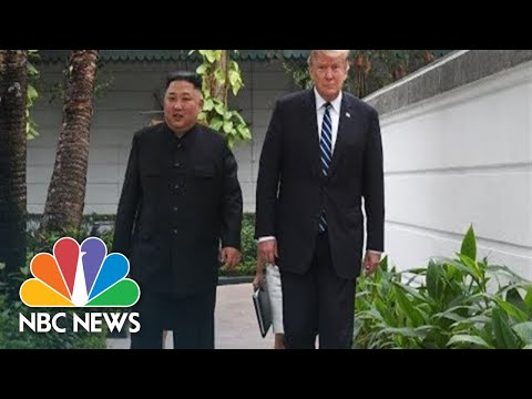 Special Report: President Donald Trump Holds Press Conference At Summit In Vietnam | NBC News