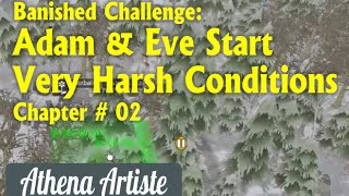 banished chap 02 adam eve series let s play colonial charter new medieval town