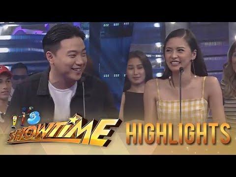 It's Showtime PUROKatatawanan: Ryan Bang gets Kim Chiu's joke