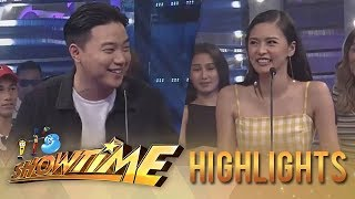 It's Showtime PUROKatatawanan: Ryan Bang gets Kim Chiu's joke