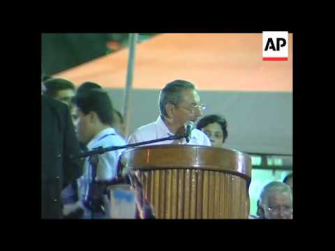 LatAm presidents attend unveiling of Bolivar statue
