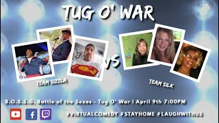 BOSSG - Battle of the Sexes Tug o' War