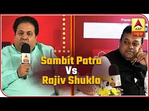 Sambit Patra Vs Rajiv Shukla: Heated Debate On Duryodhana And More | ABP News