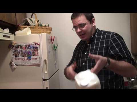 Costco milk hack-easy to do