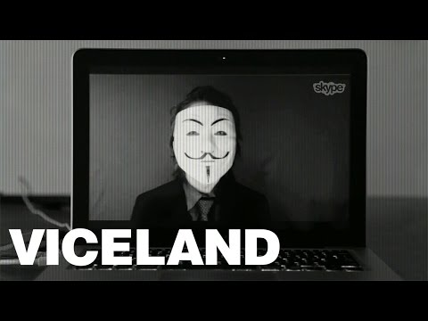 An Interview with Discordian of Anonymous: CYBERWAR (Clip)