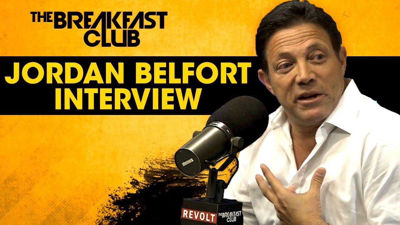 Wolf Of Wall Street Jordan Belfort Talks The Art Of Sales, Quaaludes ...
