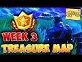 SEASON 4 WEEK 3 TREASURE | Follow The Treasure Map Found In Salty Springs! BLOCKBUSTER CHALLENGE 3/7